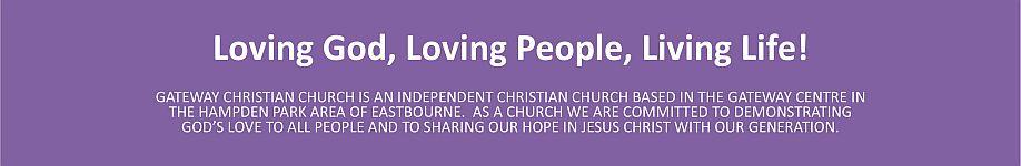Gateway Christian Church Footer
