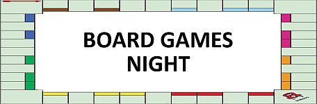 Board Games Night