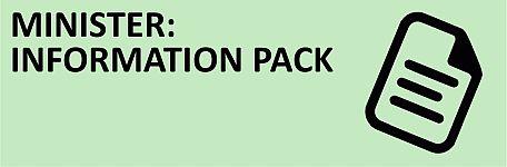 Minister - Information Pack