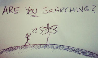 Are you searching for God?