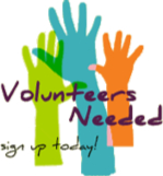 Volunteer graphic