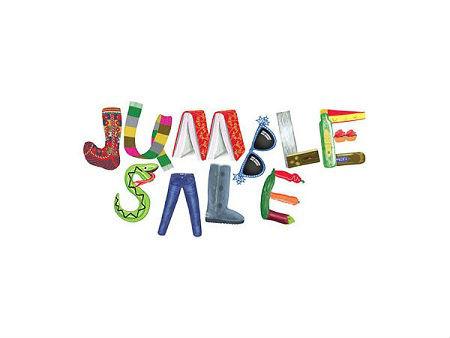 Jumble-sale graphic