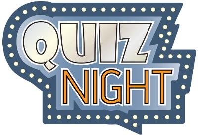 Quiz Night in lights