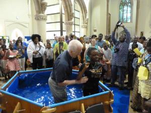 Baptism 2013 Amy