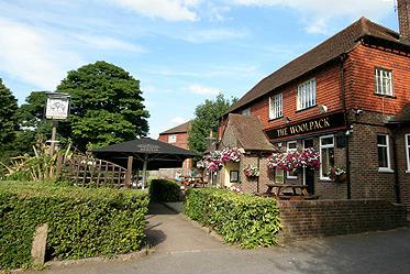 Woolpack pub