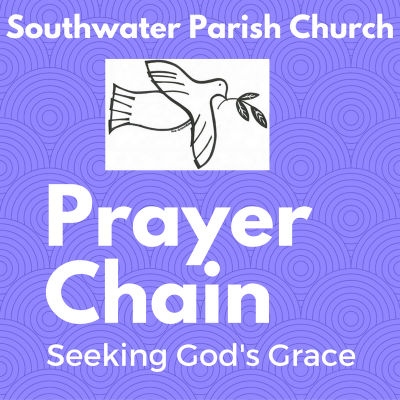 prayer chain button