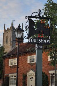 Foulsham Village Sign