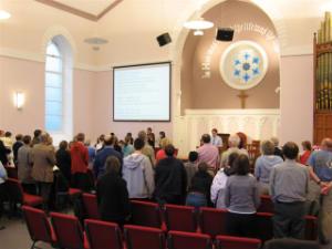 Congregationinside