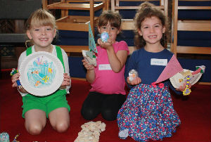 July Messy Church