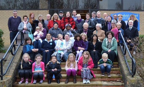Netherfield Chapel Congregation 2013