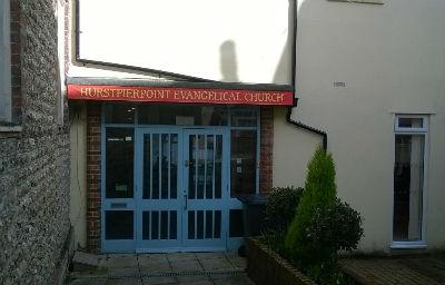 HEC Main Entrance