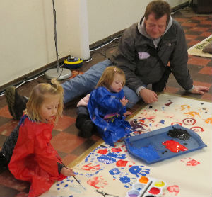 Messy Church Jan 2015