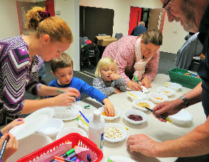 Messy Church Nov 2014
