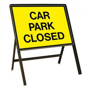 car park closed