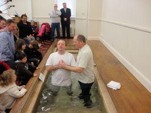 Des Millss baptism