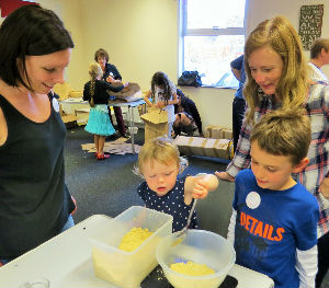 Messy Church October 2014