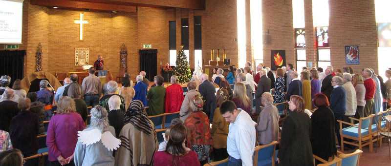 Christmas at St Andrews 4