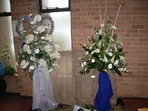 Flower Festival 7 Advent 2015