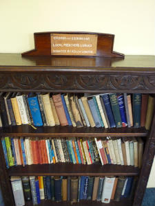 West Runton - Bookcase