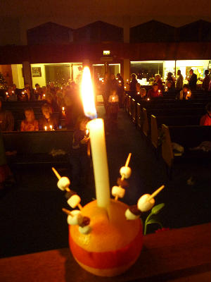 Christingle 3