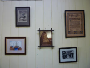 West Runton - hall photo wall