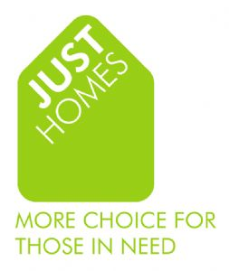 Just Homes logo