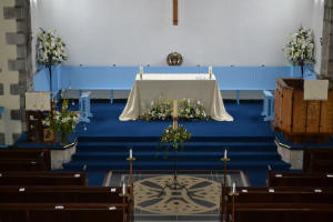 Church at Easter 2014