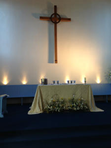 Easter Cross 2014