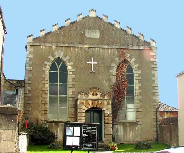 Blessed Hugh Church Building