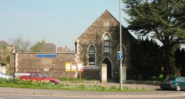 Baptist Church Building