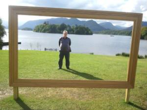 adrian framed