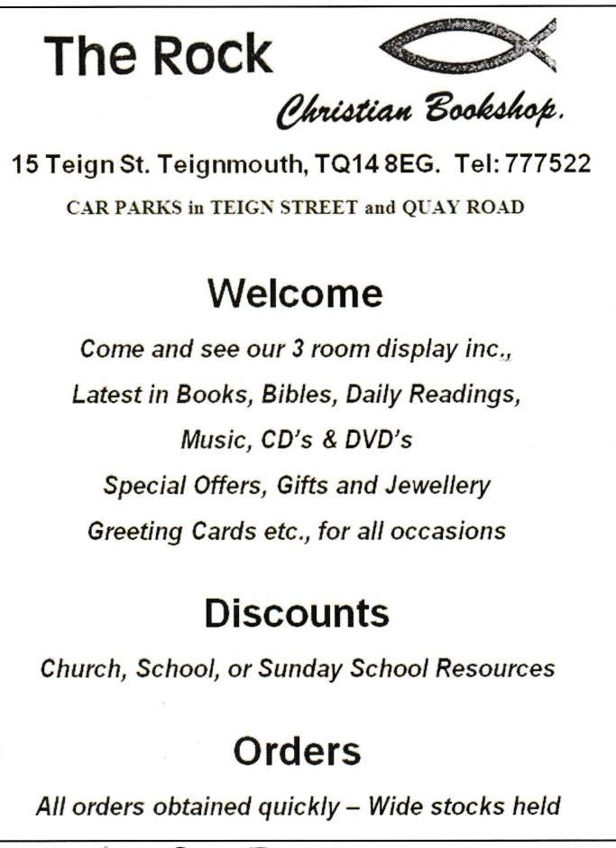 Christian book shop