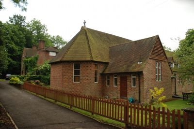 Vicarage Drive and Church