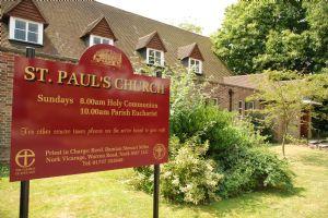 The Church Sign