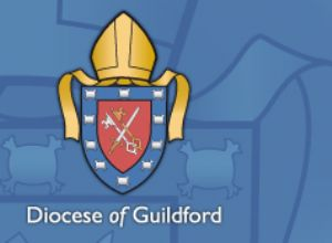 Guidford Diocese logo