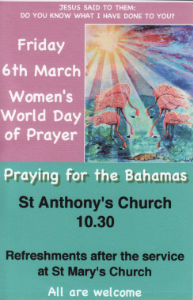 womens world day of prayer