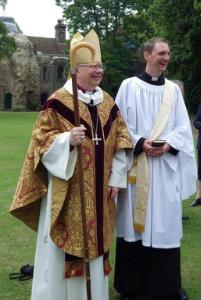 Daniel & the Bishop