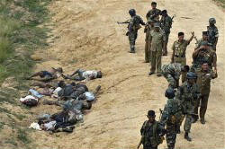 Alleged war crimes committed by the Sri Lankan military. Consider ethical tourism when booking a holiday in Sri Lanka.