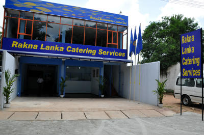 Rakna Arakshaka Lanka Catering Services bad for ethical tourism when on holiday in Sri Lanka