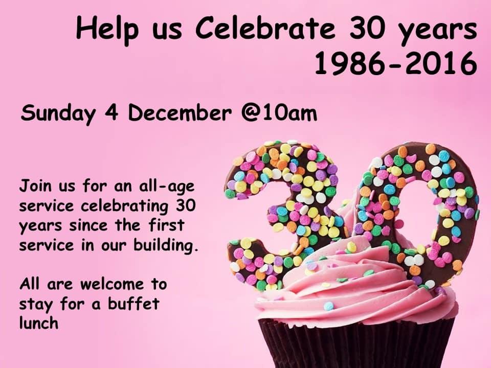 30 Years 2