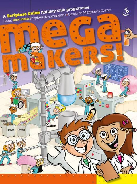 mega makers poster