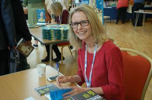 2017 author signing