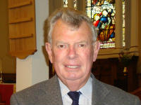 John Mothersdale, Lay Reader and Methodist Steward