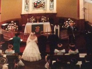 Wedding Tracy Nick