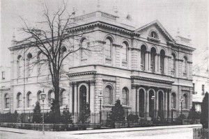 Former Dale Street building