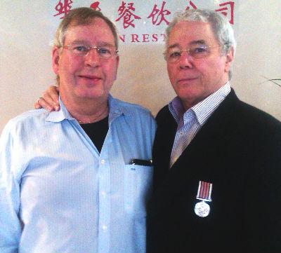 Aymeric Medal holders - 2