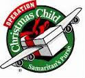 Samaritans Purse shoe box logo