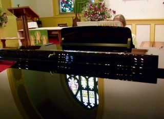 5th Photograph of the Grand Piano