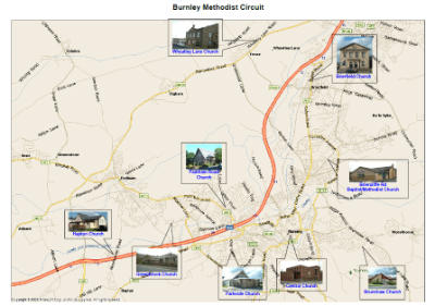 Burnley Methodist Circuit
