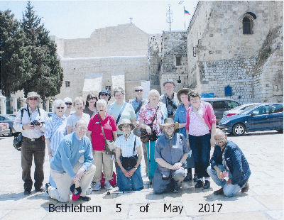 Pilgrimage group 2017